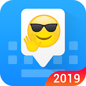 Facemoji Emoji Keyboard:GIF, Emoji, Keyboard Theme icon