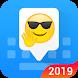 Facemoji Emoji Keyboard:GIF, Emoji, Keyboard Theme