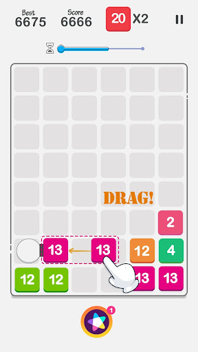 Drag n Merge: Bubble 1.6.0 de.gamequotes.net 3