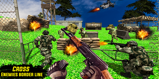 Code Triche Indo-Pak Ceasefire : IGI Combat Mission WW2 APK MOD screenshots 2
