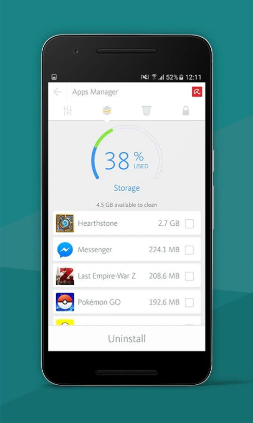 Avira Optimizer for Android- screenshot