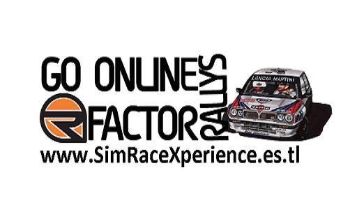 Go rFactor Online Rallys