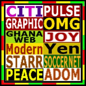 Ghana Newspapers Gratis