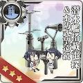 潜水艦搭載電探&水防式望遠鏡