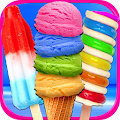 Rainbow Ice Cream & Popsicles APK