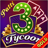 Tải Teen Patti Tycoon Gold Indian Poker APK