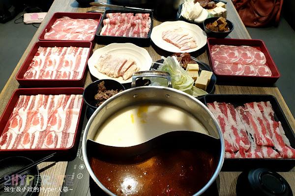 但馬屋しゃぶしゃぶ | 台中梧棲三井Outlet吃到飽火鍋,內有日本國產牛和多種新鮮蔬菜可選。沒去過日本先來這裡吃一輪吧