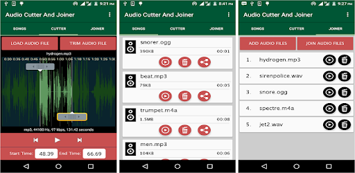 ringtone cutter and audio joiner apk