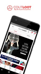 Coutloot: Click-Sell, Chat-Buy - náhled