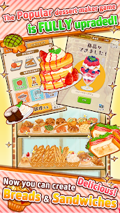 Dessert Shop ROSE Bakery MOD APK [Free Shopping] 4
