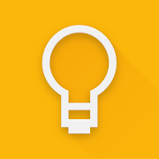 Google Keep : notes et listes