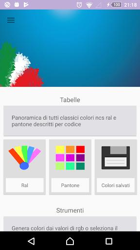 Color tools 2.17 screenshots 1