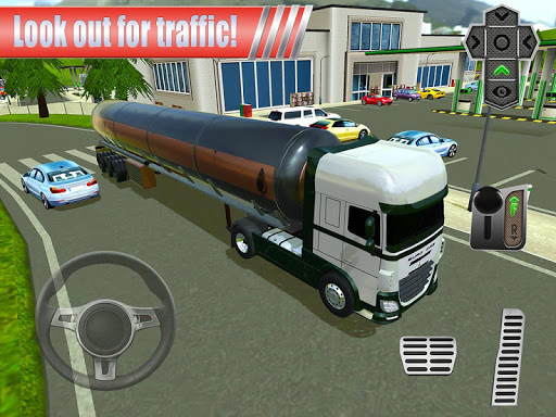 Gas Station: Car Parking Sim  screenshots 9