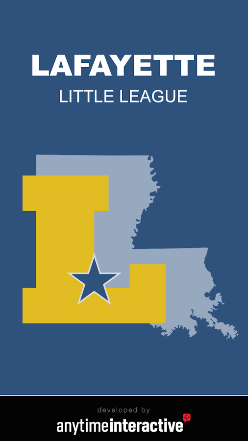 Lafayette Little League- screenshot