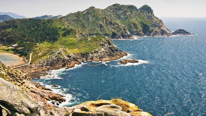 Resultado de imagen de islas atlanticas de galicia