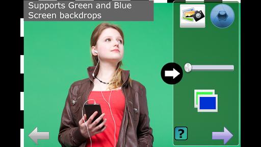 Chroma Key Touchup screenshot 1
