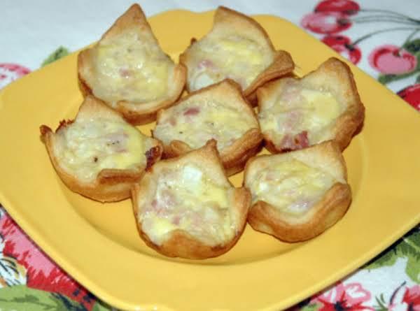 Ham Puffs Recipe