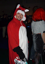Photo: Jeremy - where is your costume?