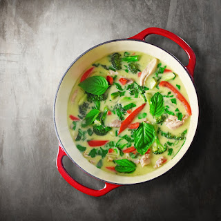 Chicken Curry in a Hurry.