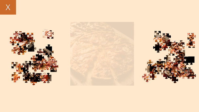 Скриншот Пазлы: кулинария и национальные блюда