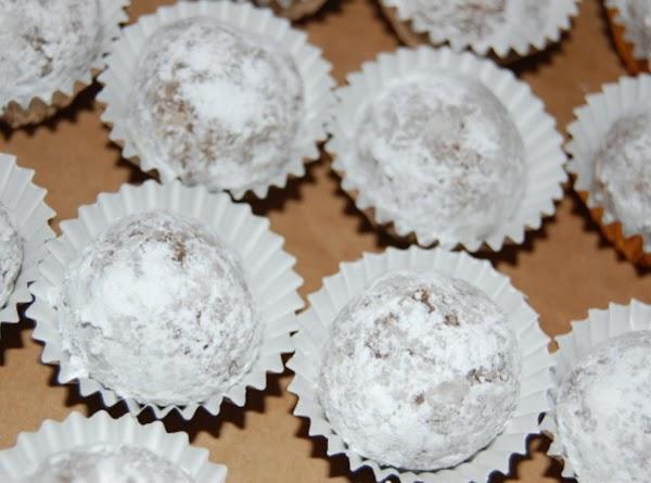 Coffee-kahlua Bon Bons Recipe