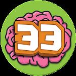 33 Puzzles: enigma's game Icon