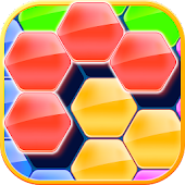 Hexa - block puzzle legend