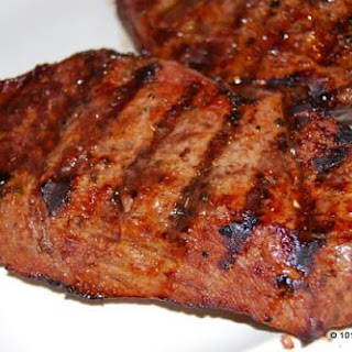 Bourbon Street Sirloin Steak a la Applebee's.