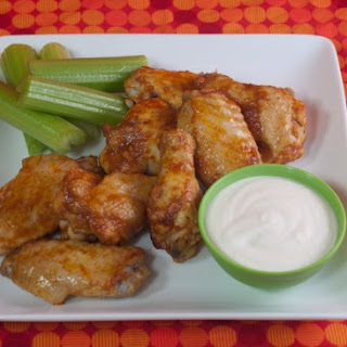 Mexican Chicken Wings.