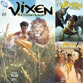 Vixen: Return of the Lion (2008)