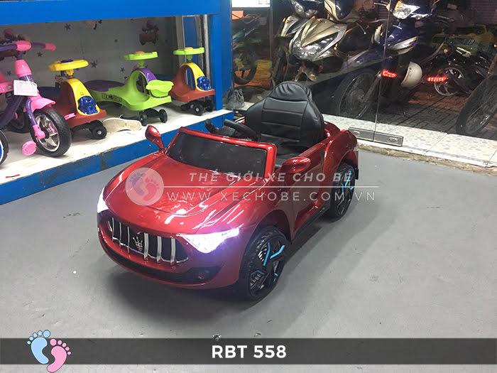Xe hơi điện đồ chơi trẻ em RBT-558 2