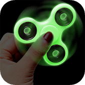 fidget spinner wallpaper HD