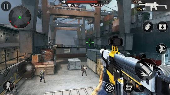 Critical Action: Gun Strike Ops- juego de disparos 3