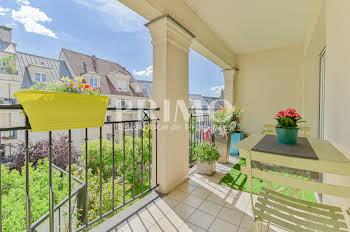 Appartement 4 pièces 85,26 m2