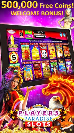 Players Paradise Casino Slots - Fun Free Slots! 4.91 10