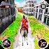 Street Horse Archer run - Dungeon Archer Escape