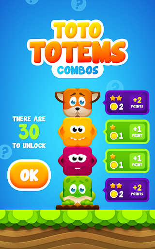 Toto Totems Combos