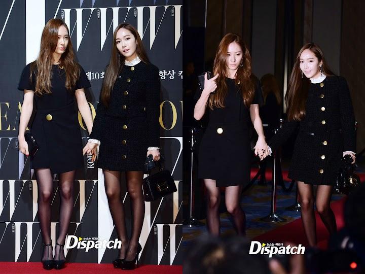 Jessica Jung And Krystal Jung 2014
