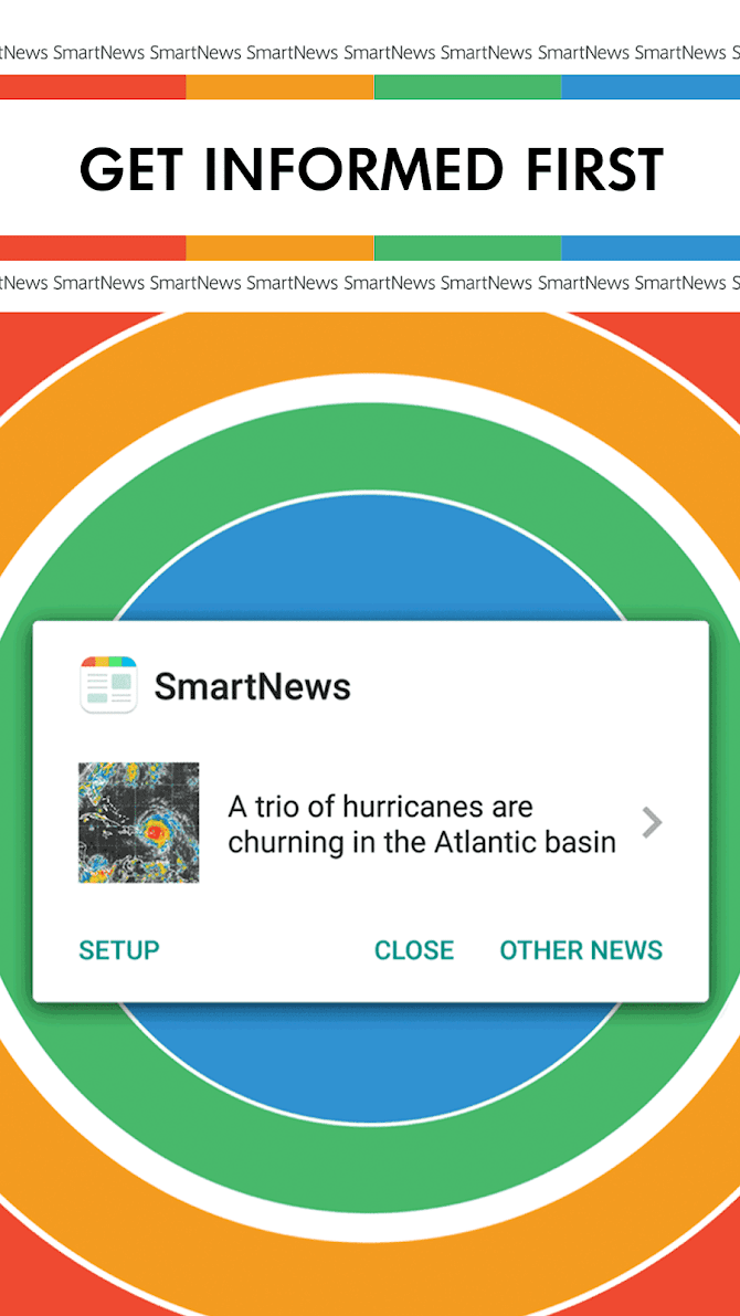 SmartNews: Breaking News Headlines Android 6
