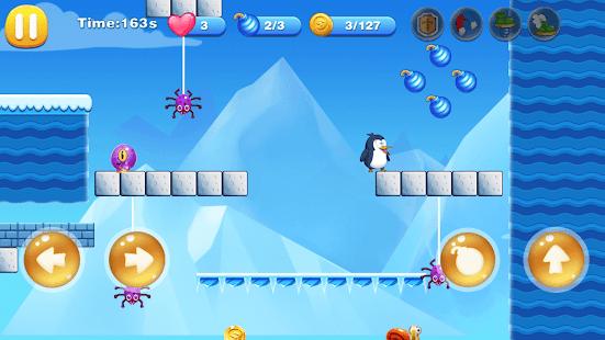 Penguin Run 2 - náhled
