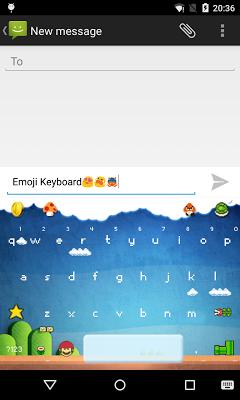 Emoji Keyboard-Pixel Game - screenshot