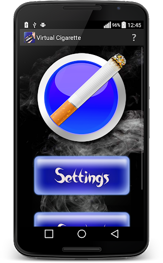Virtual cigarette  screenshots 4