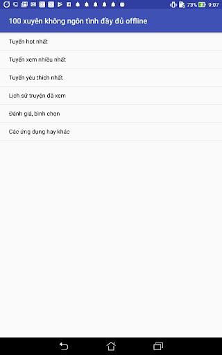 100 Xuyen Khong Ngon Tinh Offline Full 2018 1.0 1