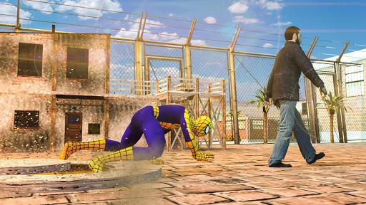 Survival Escape Prison :SuperHero Free Action Game  captures d'u00e9cran 1