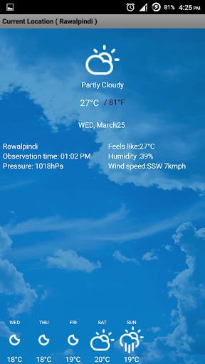 Weather Channel and widget screenshot 4