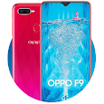 Launcher theme OPPO F9: Theme & Wallpaper Oppo F9