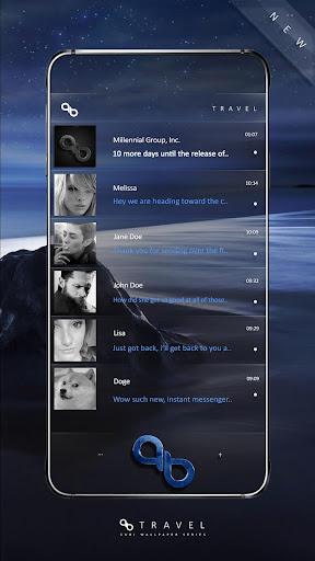 Travel QB Messenger screenshot 16