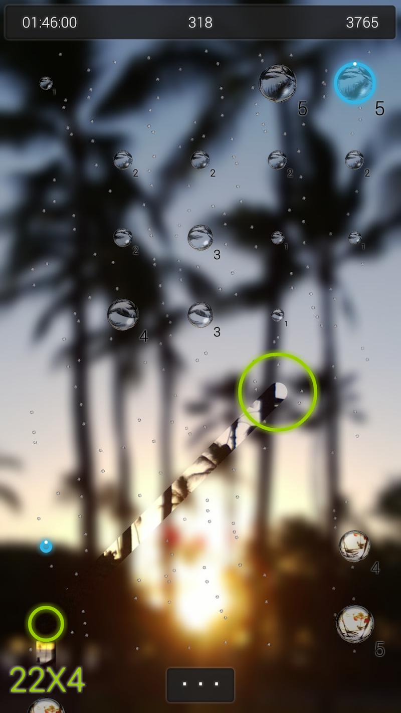 Скриншот Numdrops Free