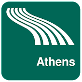 Athens Map offline