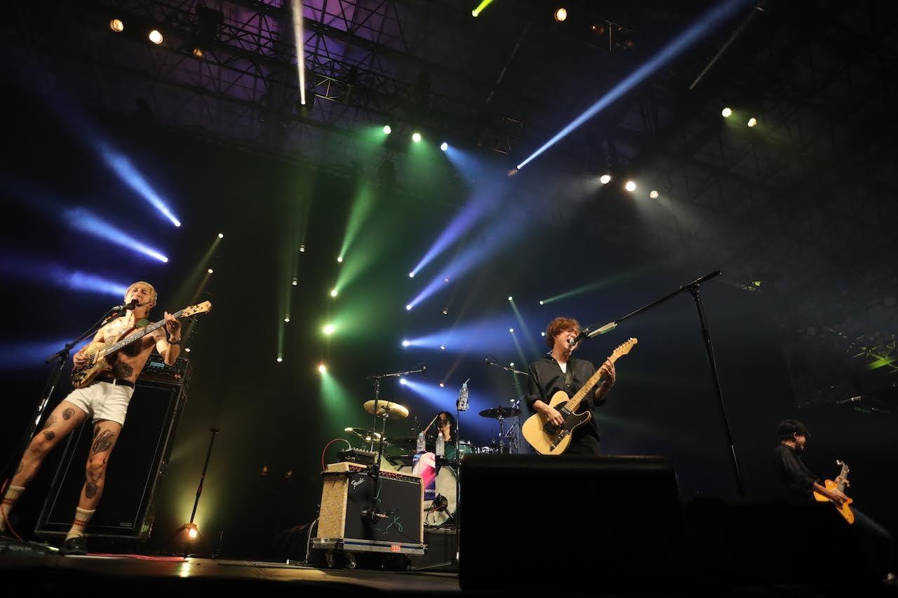 【迷迷現場】COUNTDOWN JAPAN 18/19 早安美國 跨年倒數 瘋狂大喊「FIRE!」沸騰全場